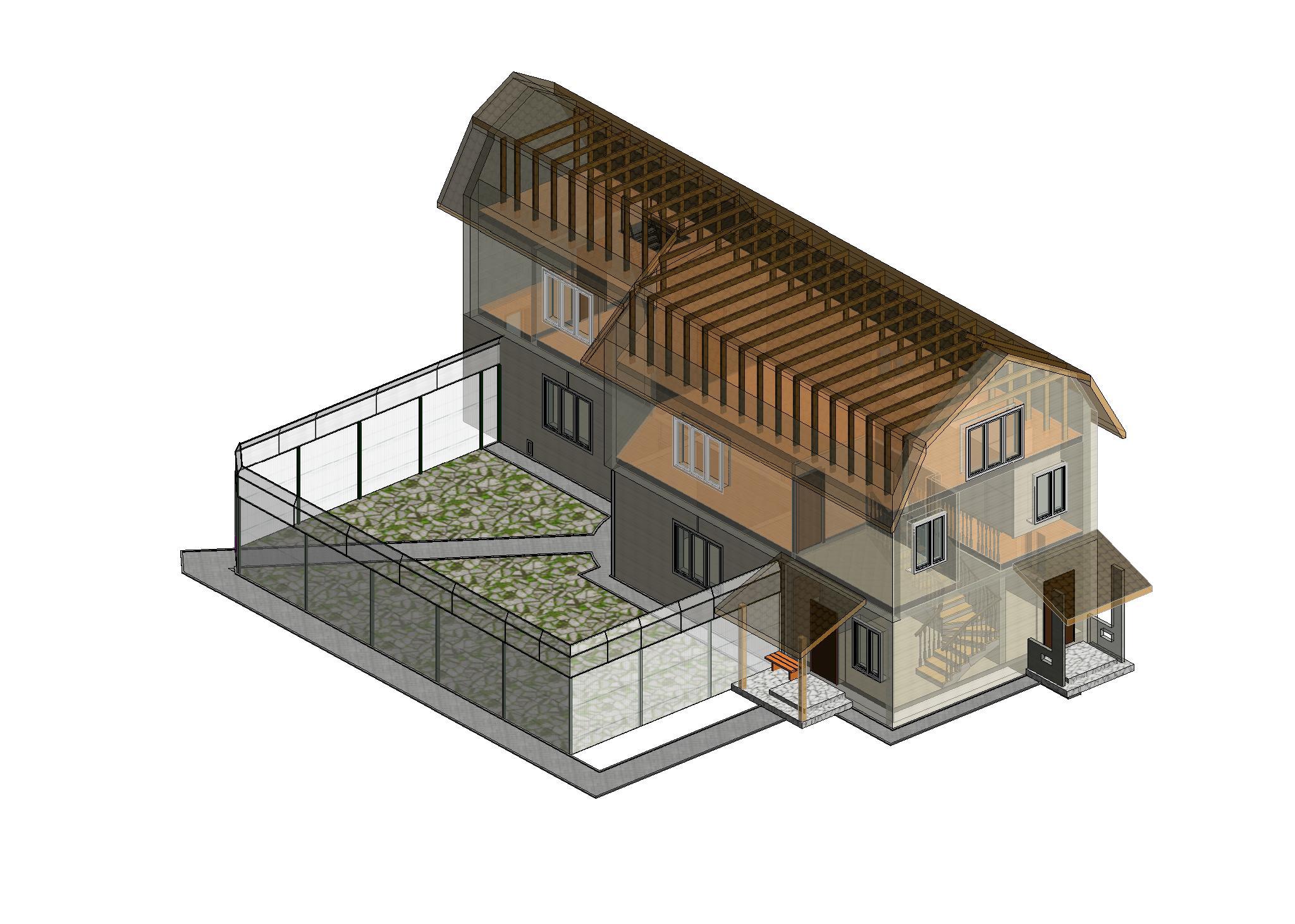 02)-Реконструируемый приют с выделением стадий