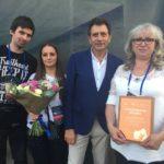 Губернаторская премия «Наше Подмосковье 2018»